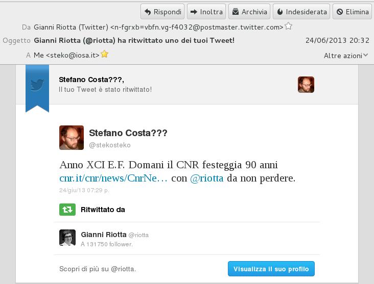 Gianni Riotta (@riotta) ha ritwittato uno dei tuoi Tweet!