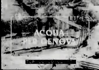 Acqua per Genova: un altro filmato sulla costruzione della diga del Brugneto (1958)