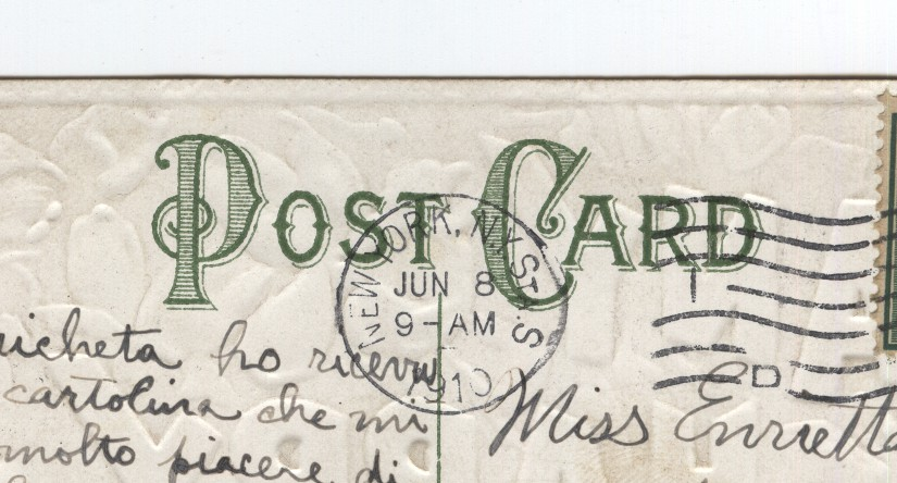 Postcards from 1910