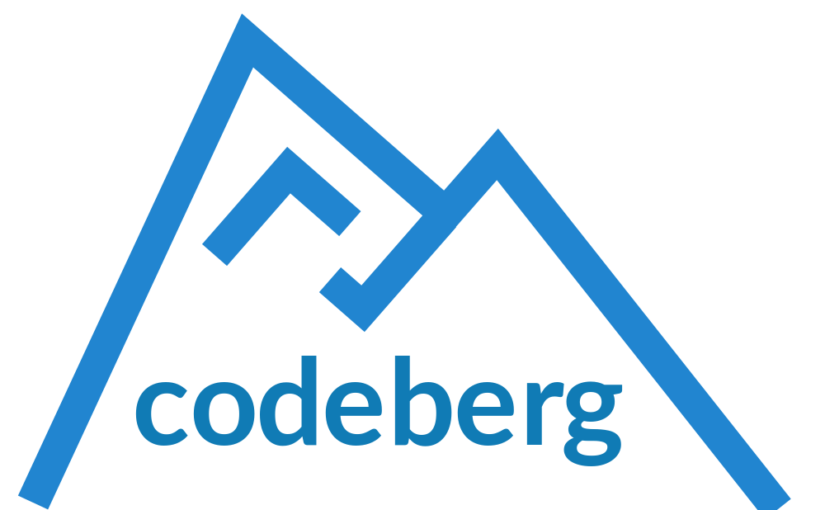 The logo of Codeberg