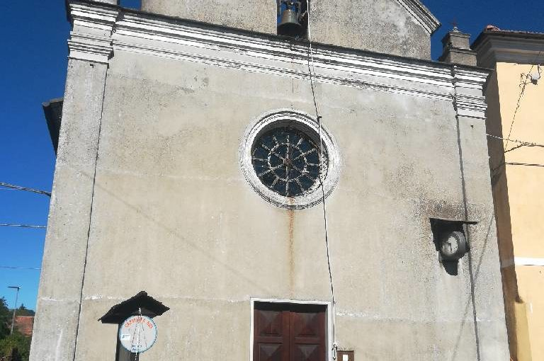 La chiesa di San Bartolomeo a Marzano (Torriglia)