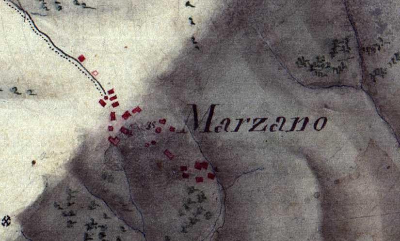 Marzano 200 anni fa